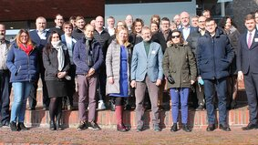 Act Now! Projektpartner Kick-off-Meeting in Bremerhaven | © ecolo